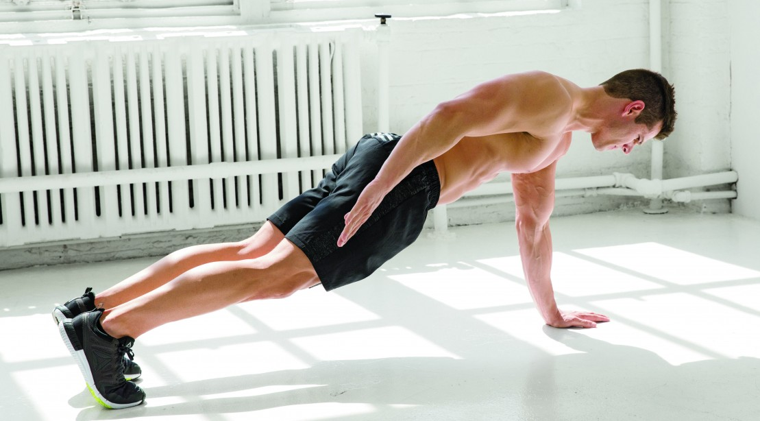 How to Do Plyometric Pushups