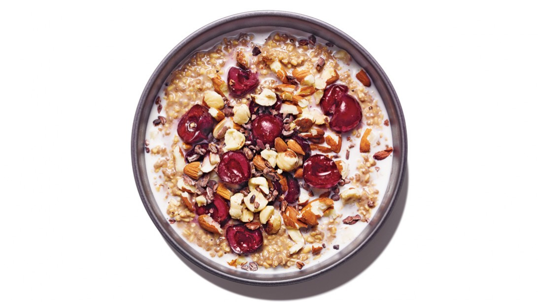 Healthy Breakfast - Overnight Oatmeal