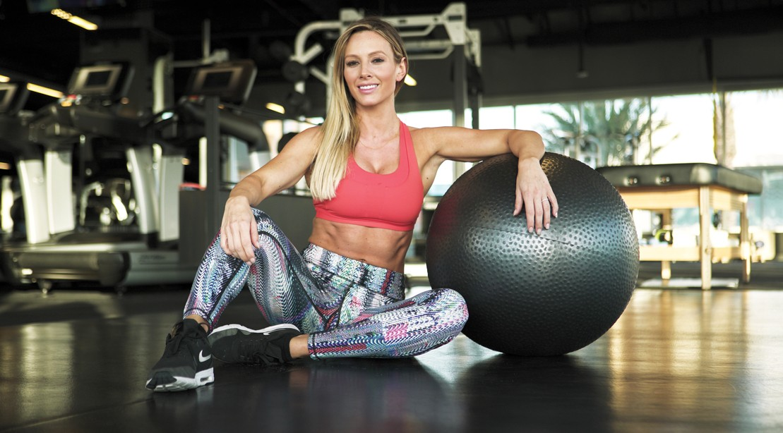 Get Sexy Abs, Legs, and Glutes in 5 moves