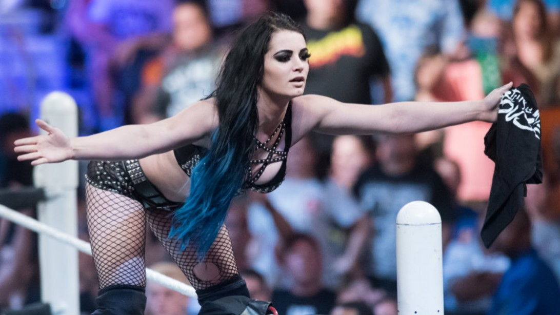 Up Close and Personal with WWE Superstar Paige