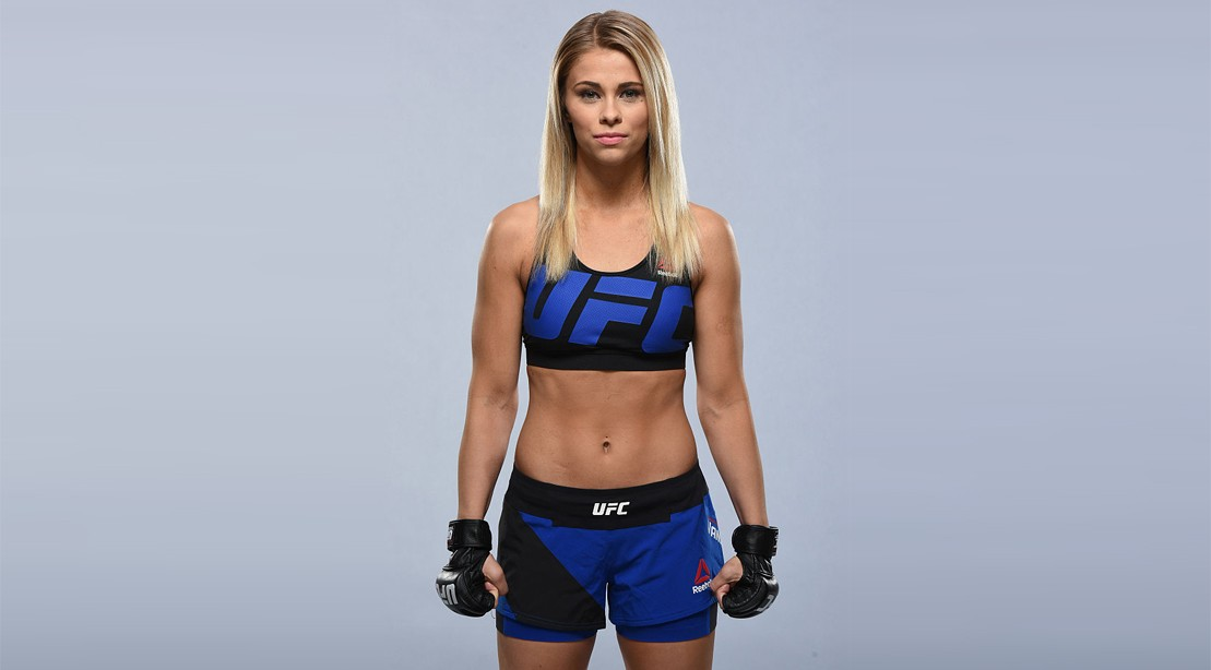 UFC's Paige VanZant Returns to the Octagon in December.