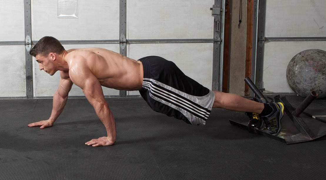 4 Ab Exercises For a Ripped Midsection