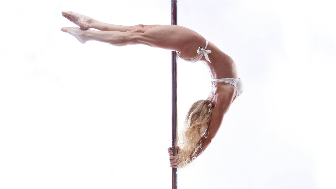 Pole Fitness Saved My Life