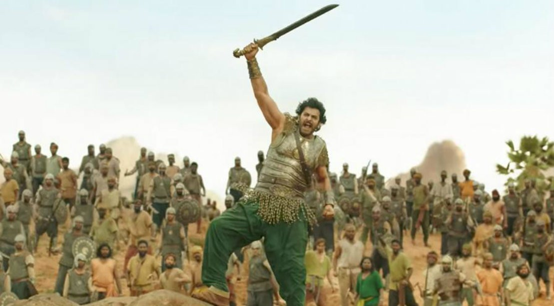 How Indian actor Prabhas built muscle and got ripped for 'Baahubali 2'