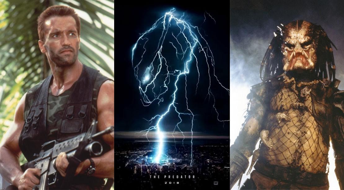 Predator Arnold Schwarzenegger and New Shane Black Movie
