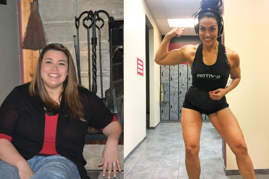 Mom fights autoimmune diseases and loses 150 pounds