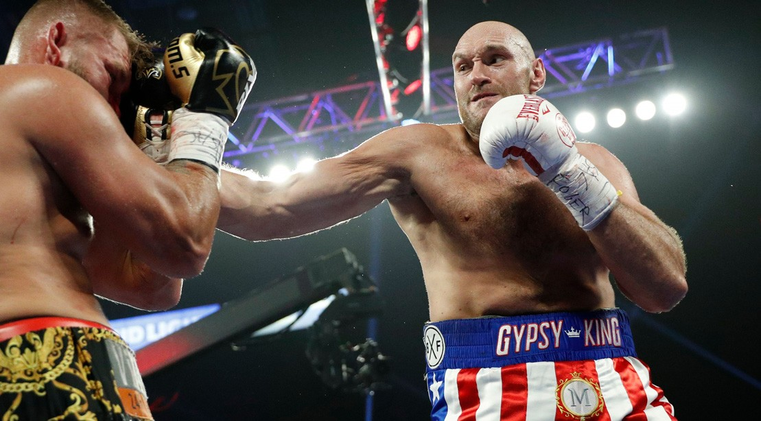 Tyson Fury Talks Boxing, Mental Health, and His Lifestyle Overhaul