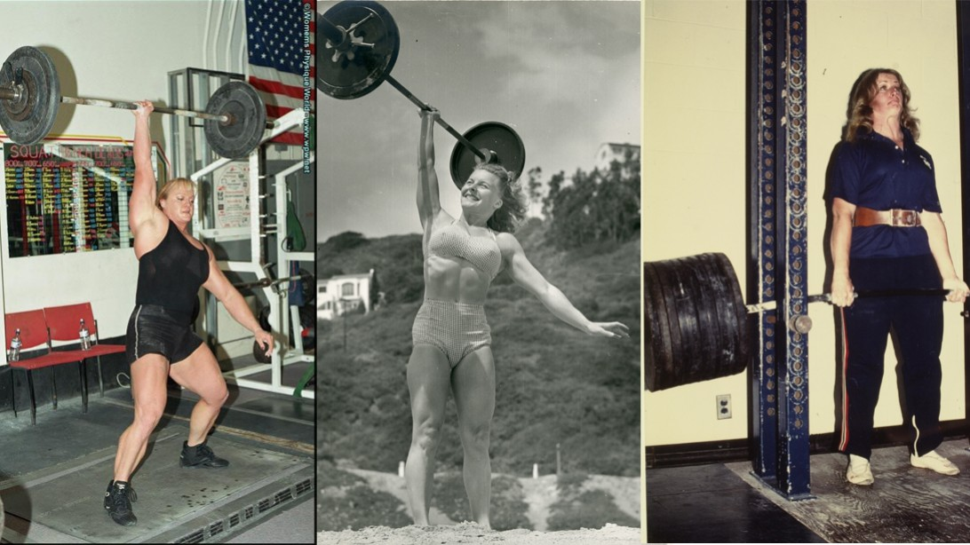 The 11 Strongest Women of All Time | Muscle & Fitness