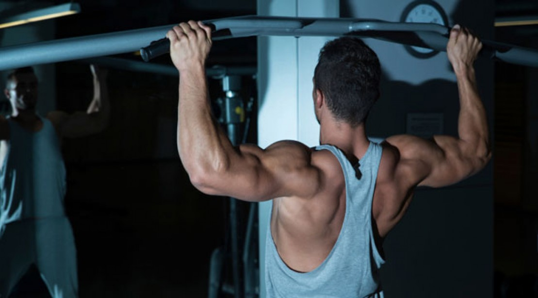 9 Ways to Amp Up a Pull-Up