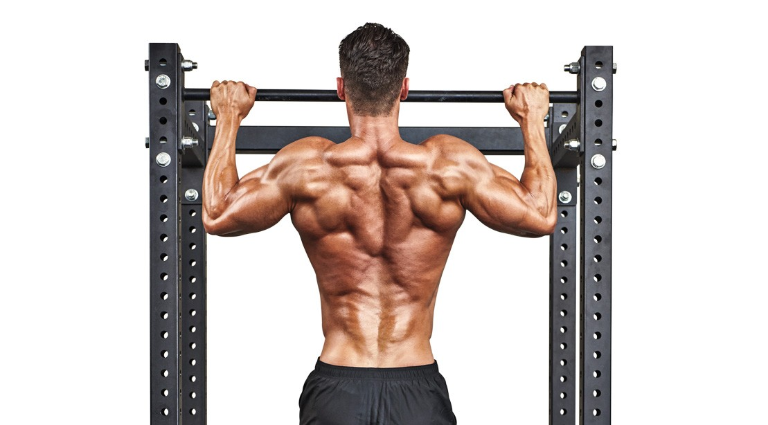 The 100 Pullup Challenge To Test Your Upper Back Muscle Fitness
