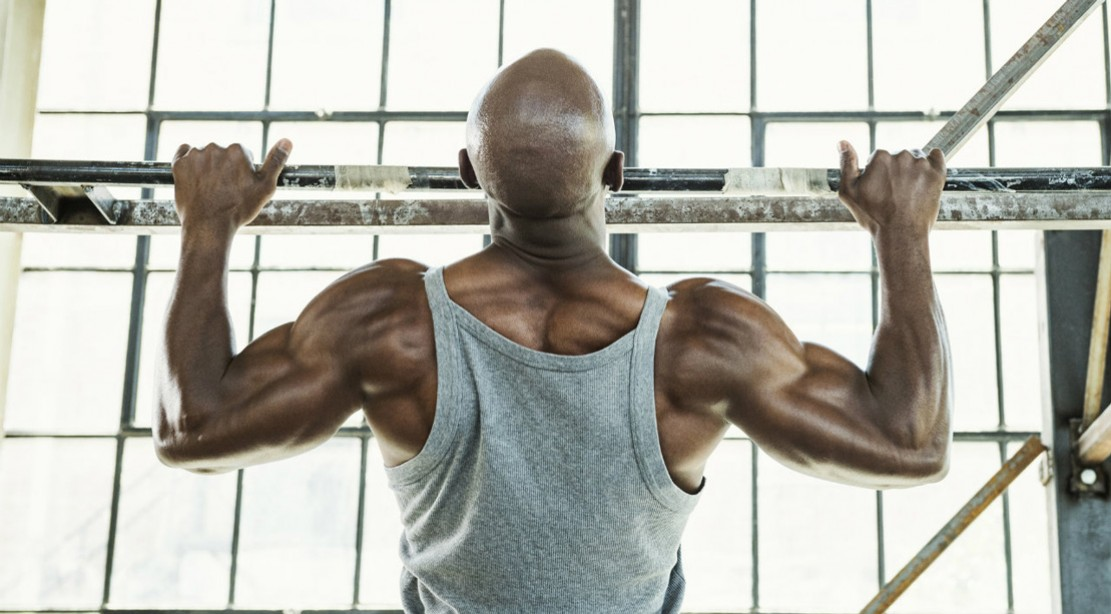 The bodyweight workout routine