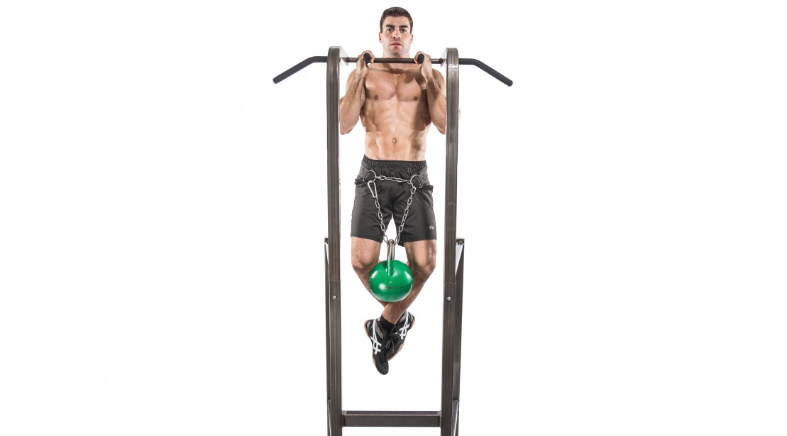 How to Do Kettlebell Weighted Pullups