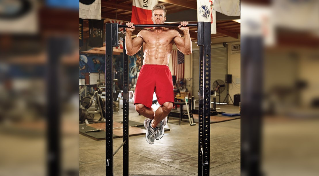 Train: Keep Your Pullup Form in Check