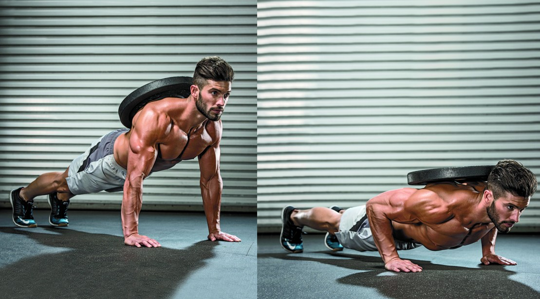 How to Get More Out of Your Pushups