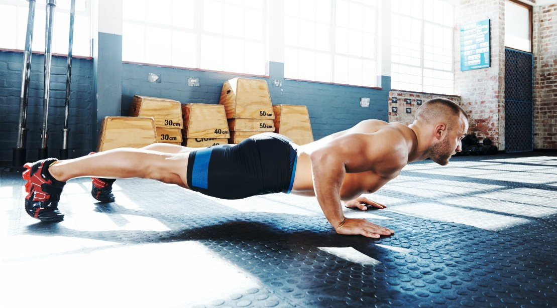 The 4-Week 'New Year, New Muscle' Workout Plan