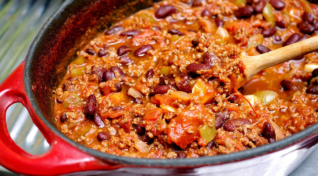 Bean and Quinoa Chili