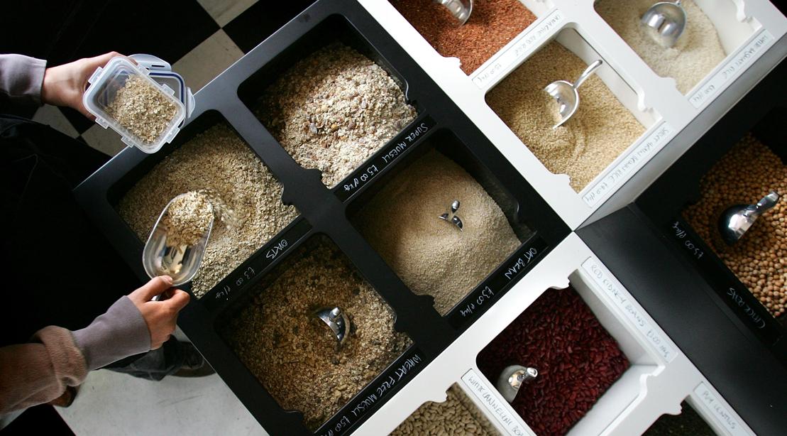 quinoa-oats