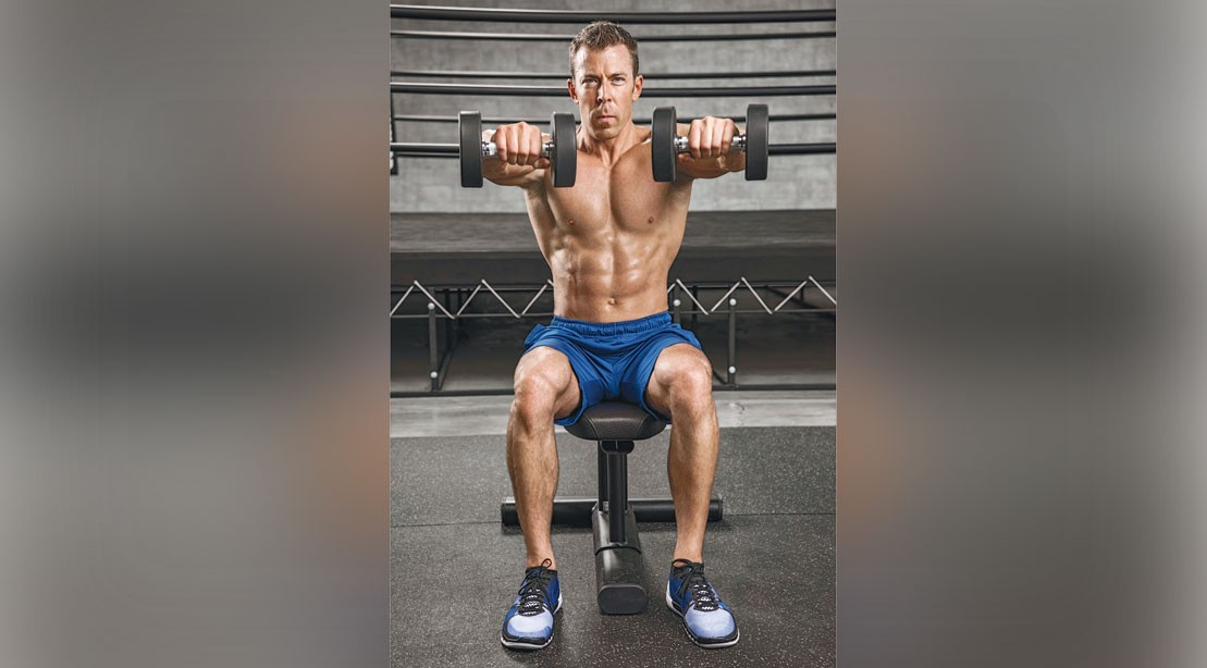Chest and Shoulder Pain Affecting Your Workouts? Here's How to Fix It