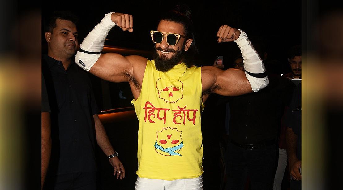 Photo: Ranveer Singh Reveals Massive Weight Cut for New Film