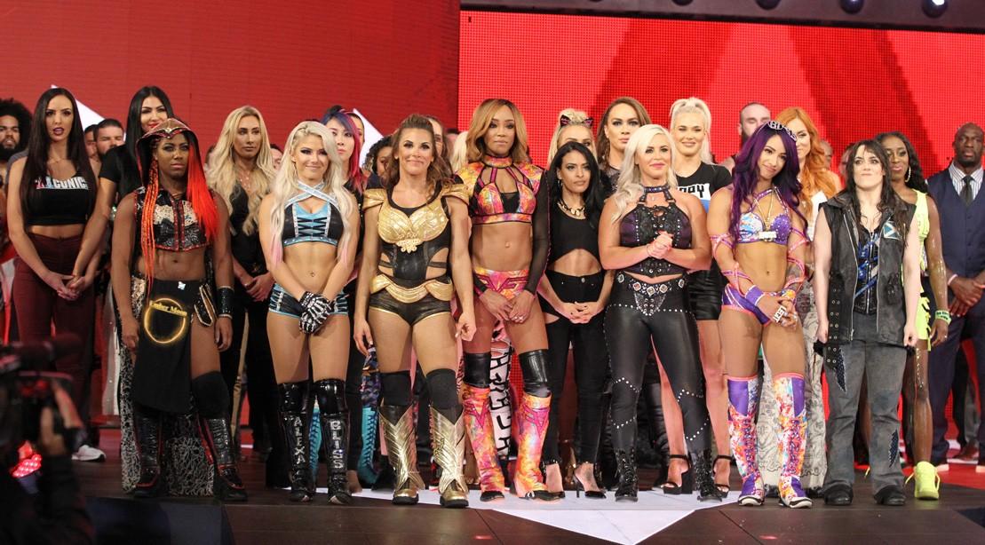 WWE Female Superstars
