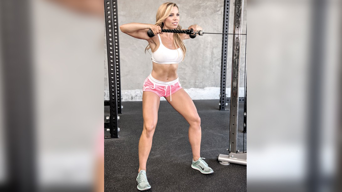 7 Exercises To Sculpt An Hourglass Figure Muscle Amp Fitness