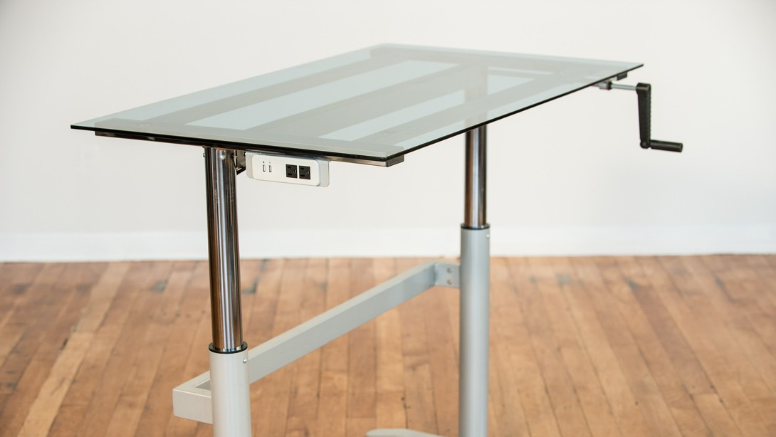 Review The Ultimate Standing Desk Muscle Fitness