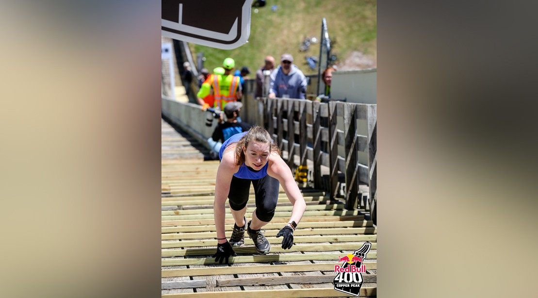 I Raced Up a Ski Jump, and It Was Everything I Didn't Expect It to Be