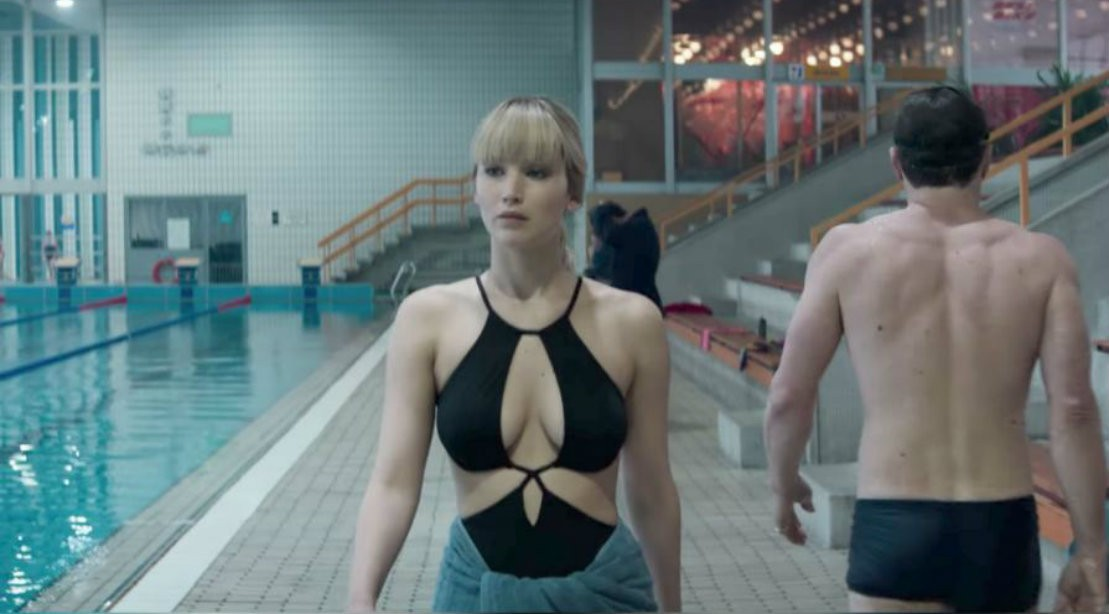 Watch: Jennifer Lawrence Plays a Lethal Temptress in Sexy 'Red Sparrow' Trailer