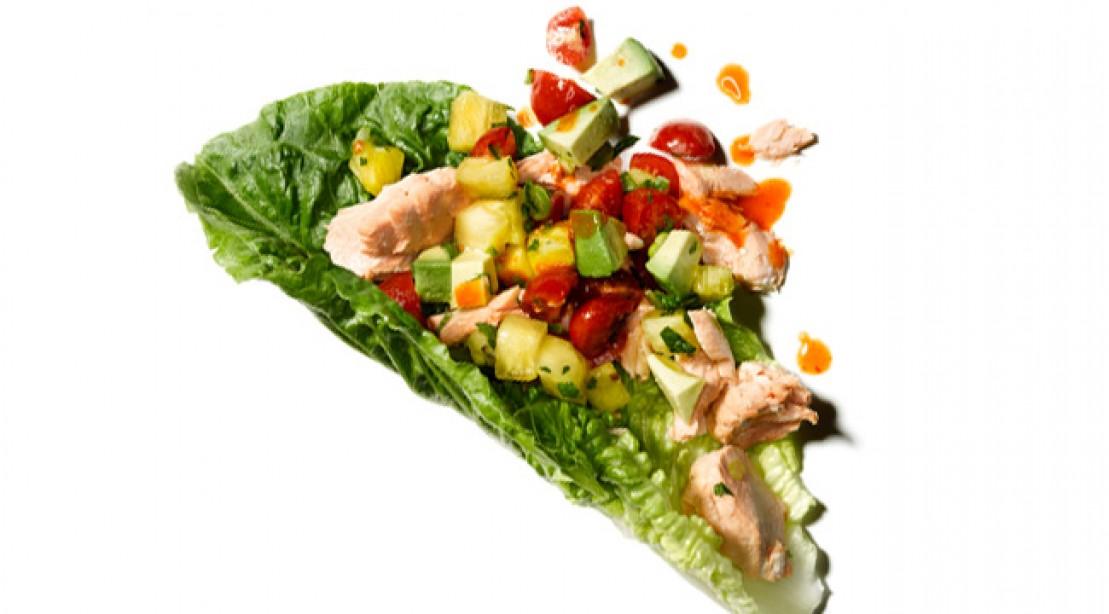 Carb Replacements - Lettuce Wraps
