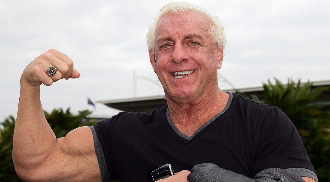 Update: Ric Flair Out Of Surgery and Resting, According to WWE