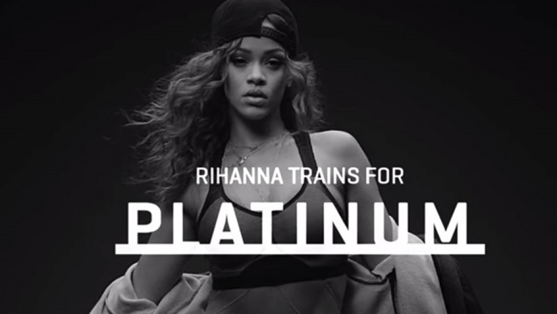 Rihanna Flaunts Toned Body And Personal Stylish Touch In New Puma Ad Campaign