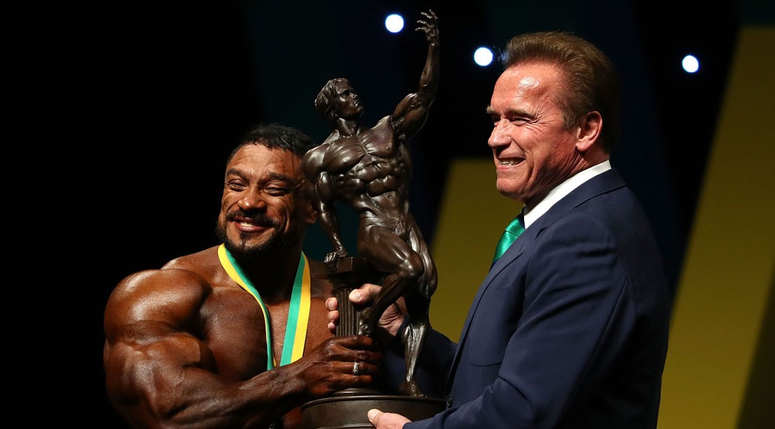 Shawn Ray Breaks Down the 2019 Arnold Classic Lineup | Muscle & Fitness