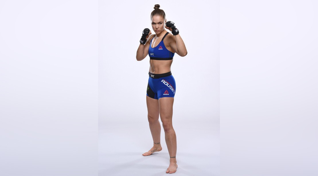 Ronda Rousey: 'Screw the Money. I Only Care About Winning.'