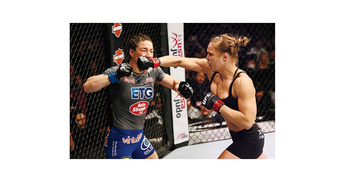 Hers Girl: Ronda Rousey