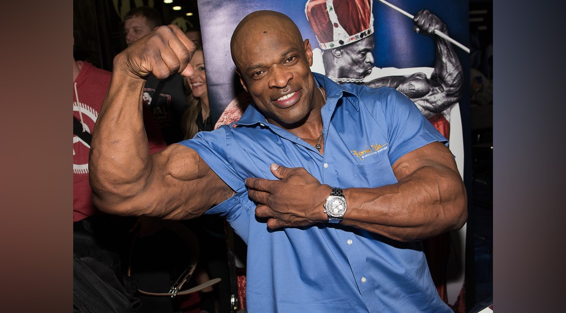 photos ronnie coleman shares post back surgery updates muscle