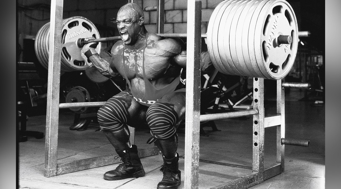 10 Training Tips From The Legendary Ronnie Coleman