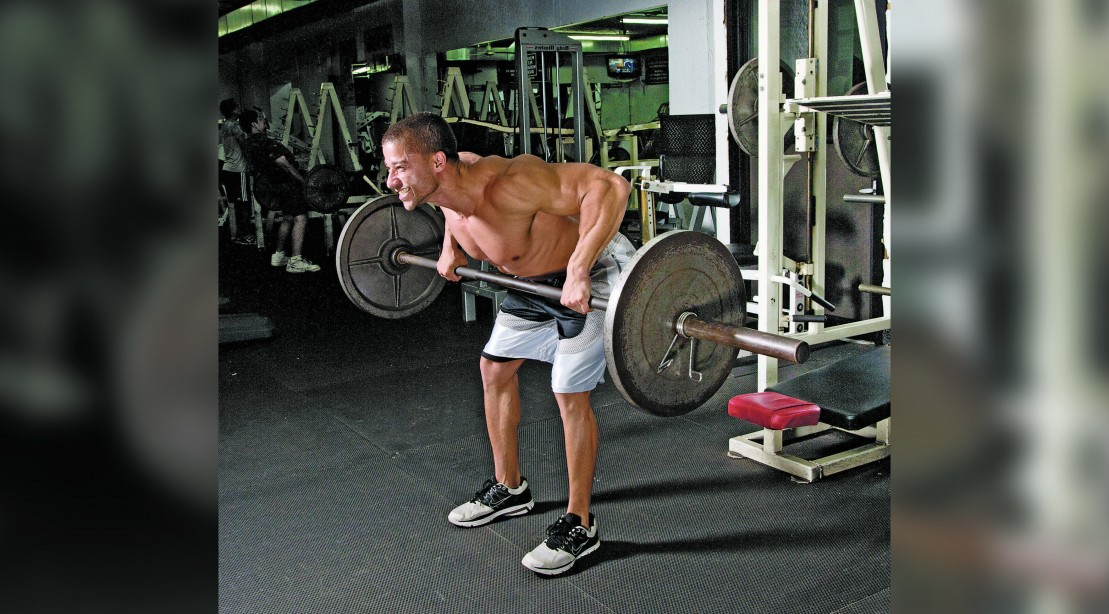 The Quick and Effective Back Workout
