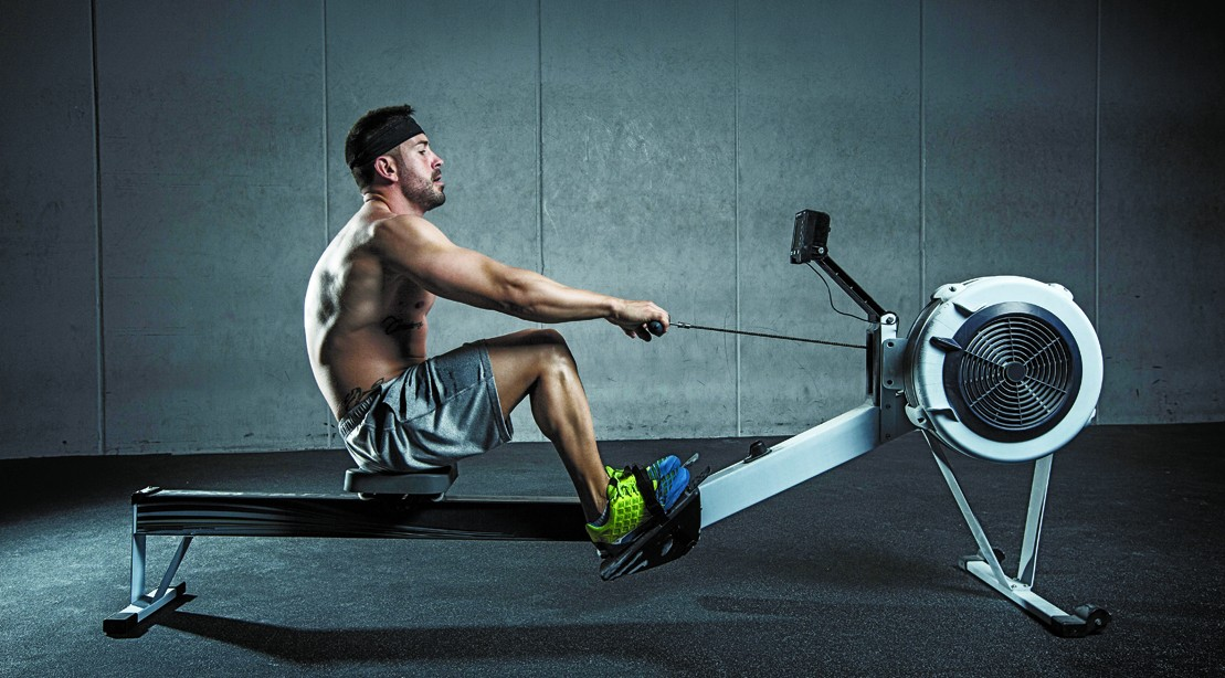 Switch Up Your Cardio With Rowing