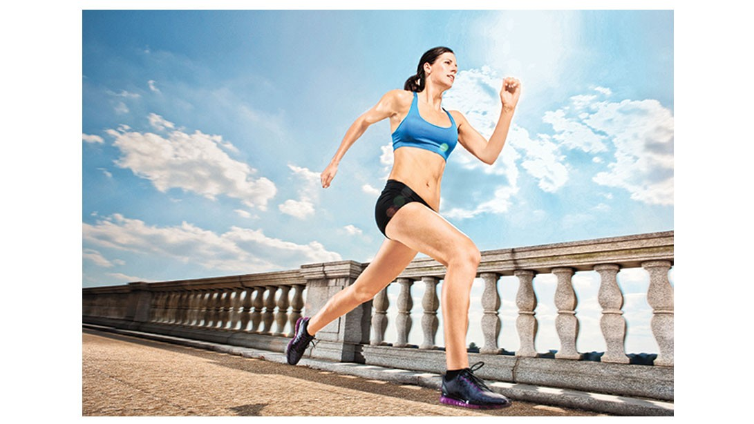 Running May Actually Be Good for Your Knees