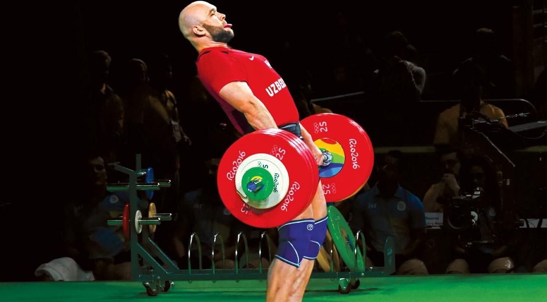 Ruslan Nurudinov 2016 Rio Olympics