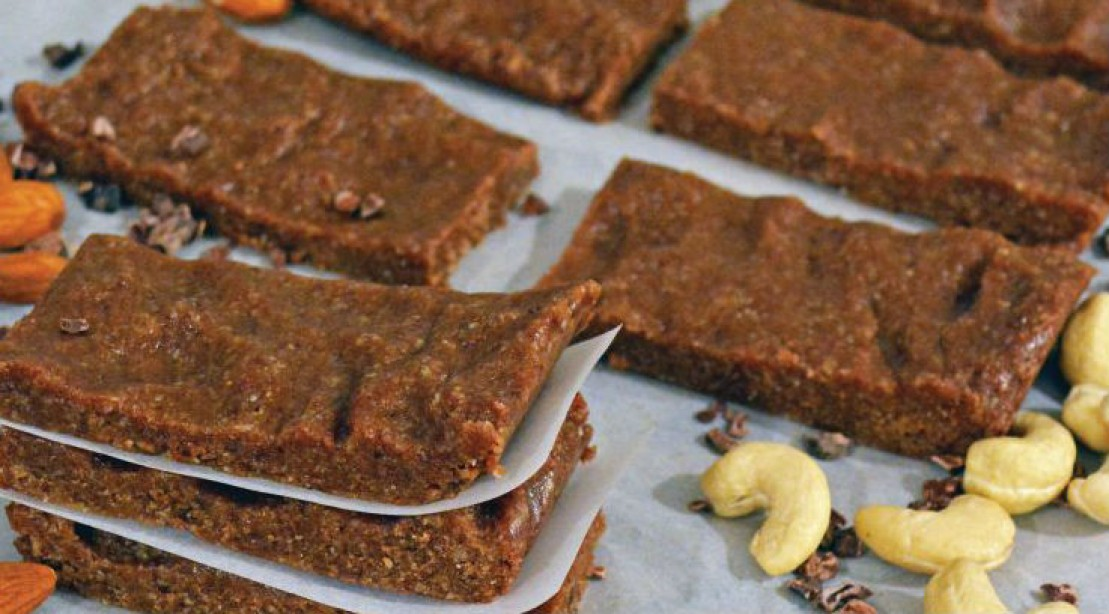 Rx-Style Protein Bars