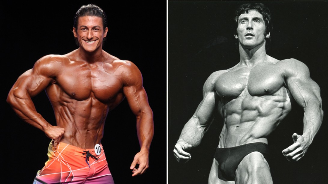 zane hadzovic could have best body of all time muscle fitness