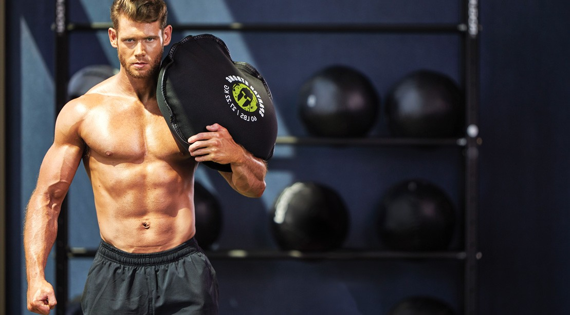 2 Sandbag Workouts You Can Do in Less Than 30 Minutes