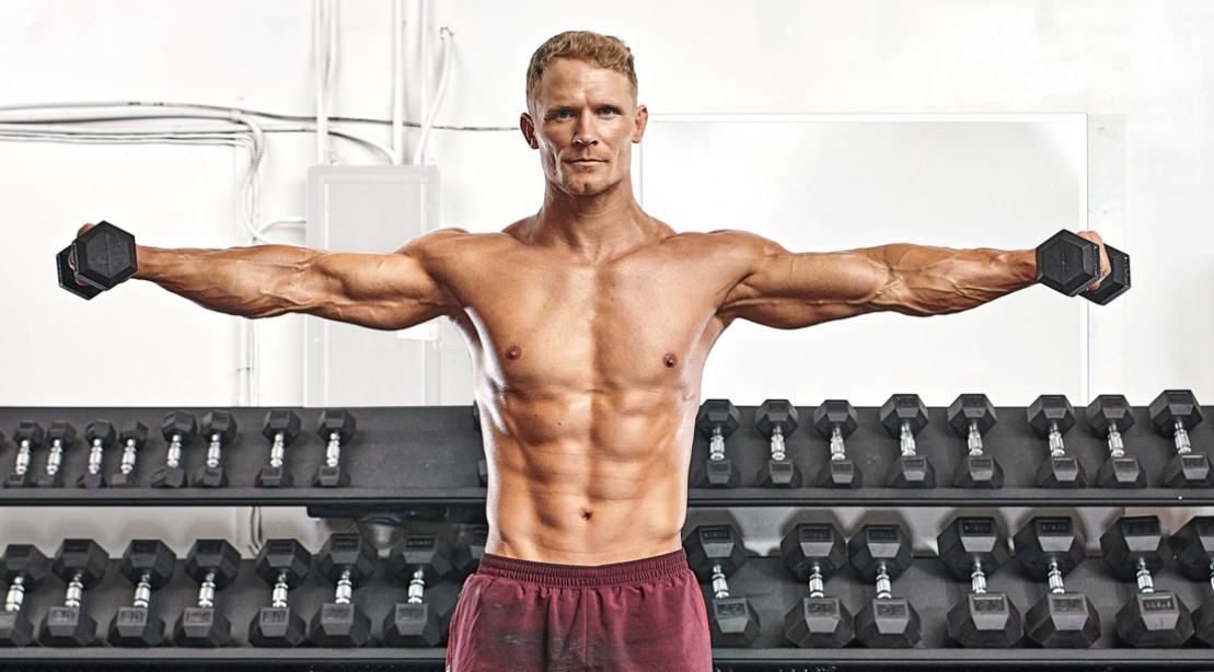 The Best 10-minute Shoulders Workout to Pump Up Your Traps