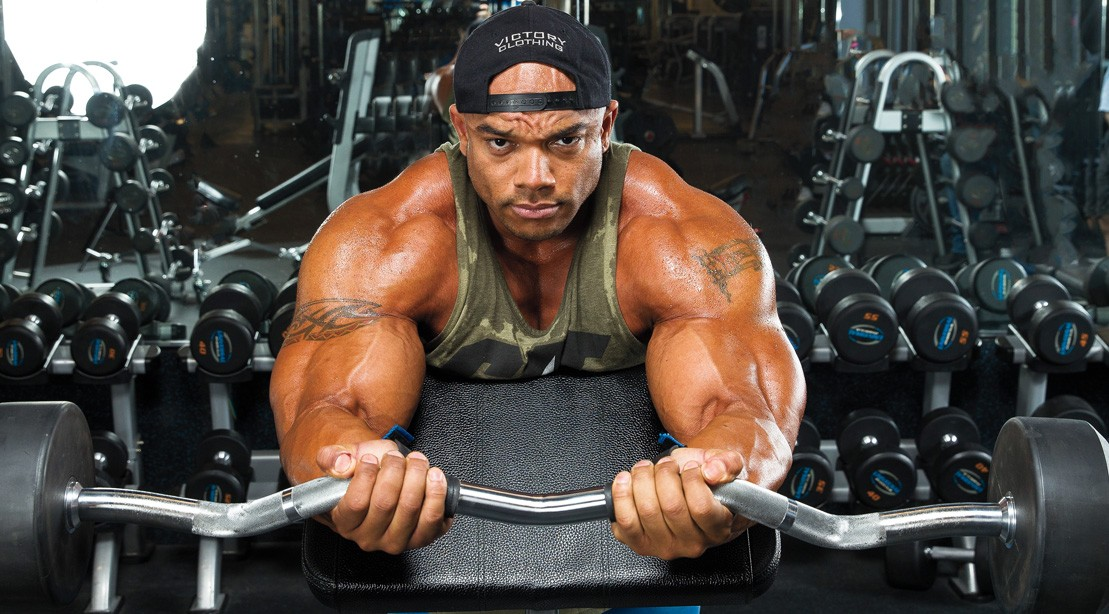 Sergio Oliva Jr. Reveals About His Father, His Wife's Marriage and His Olympic Goals