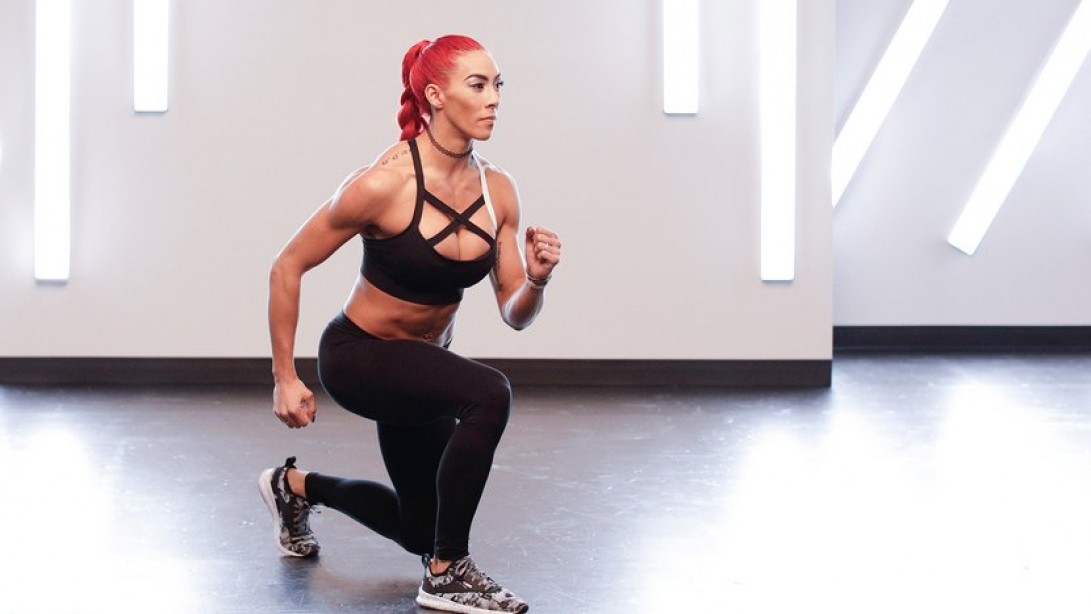 Monster Monday At-Home HIIT Workout: FYR: Hannah Edens 30