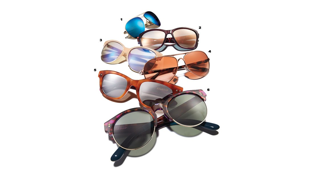 6 Summer Sunglass Styles to Try