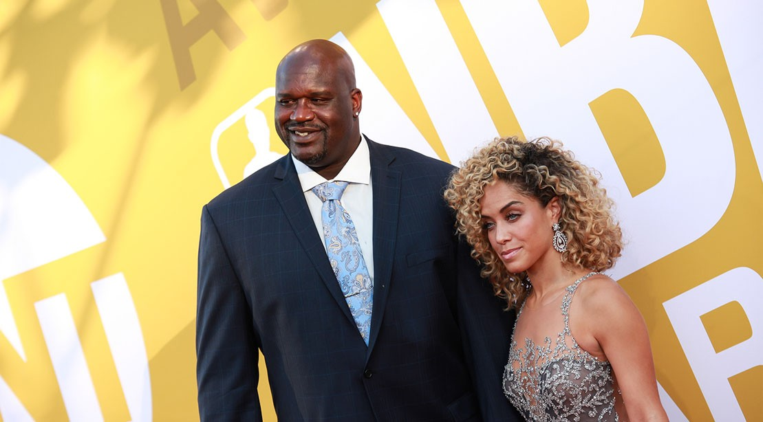 Shaquille O'Neal attends the 2017 NBA Awards at Basketball City - Pier 36 - South Street on June 26, 2017 in New York City.