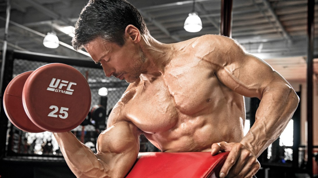 Shawn Perines Muscle Building Workout Routine Muscle Fitness