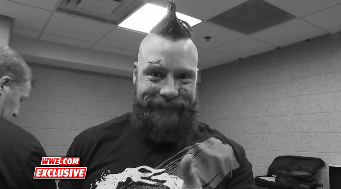 Sheamus With Head Injury